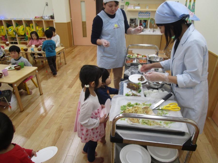 小平花小金井雲母保育園(管理栄養士/栄養士の求人)の写真1枚目:
