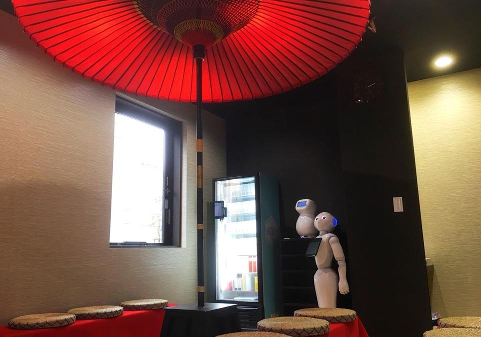 医療法人社団癒合会 AI和合クリニック(歯科衛生士の求人)の写真1枚目:患者様の待合室でございます。「和」がコンセプトでございます。