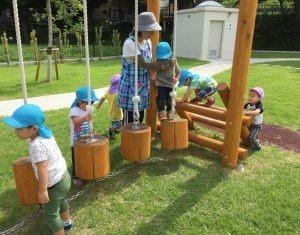 あそびのてんさい和光北口保育園の画像