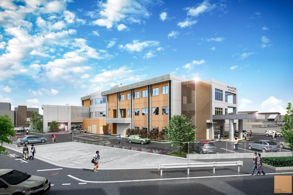 本庄駅前病院の画像