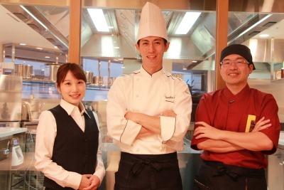 株式会社グリーンヘルスケアサービス グランクレールあざみ野シニア内の厨房の画像