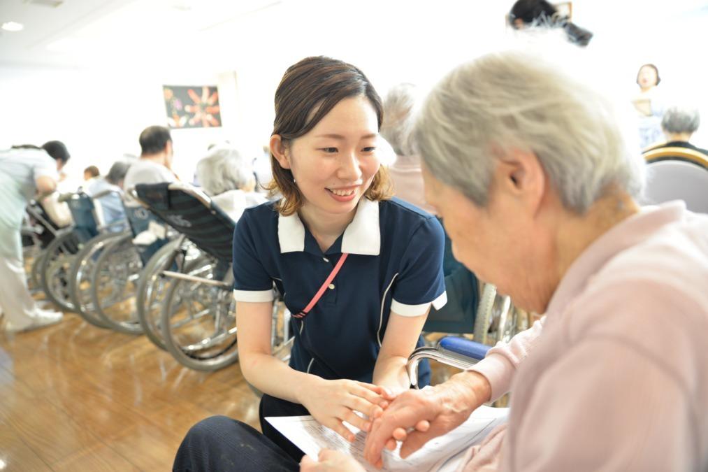 介護老人保健施設能見台パートリア(介護職/ヘルパーの求人)の写真6枚目: