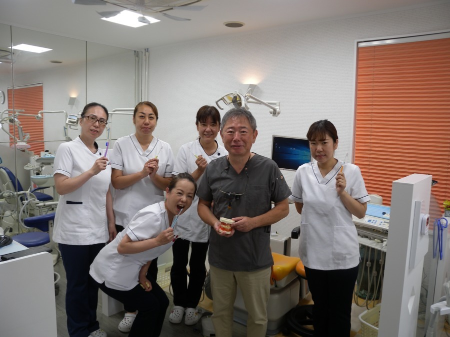 黒川歯科診療所の写真:黒川歯科診療所で一緒にお仕事をしませんか?