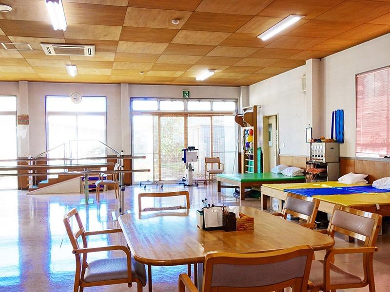 介護老人保健施設フロンティア鉾田春の場所の画像