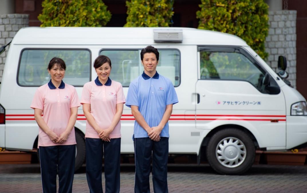 アサヒサンクリーン在宅介護センター稲沢の画像