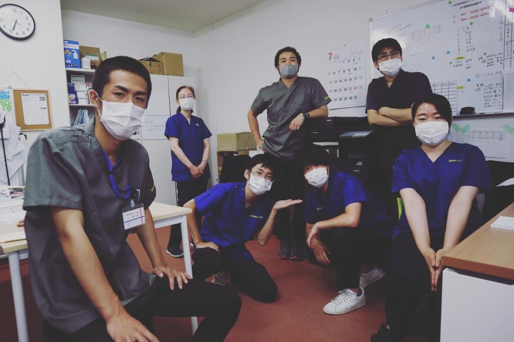 リハ特化型訪問看護ステーションさんぽ 武蔵小杉店の画像