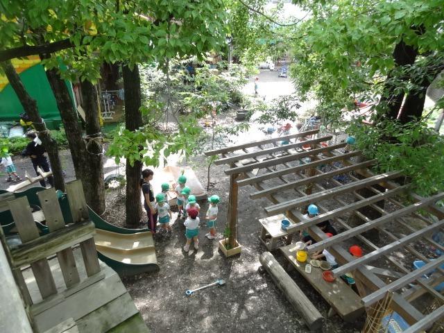 庄内こどもの杜幼稚園の画像