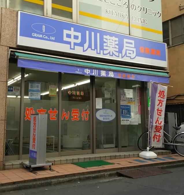 中川薬局三軒茶屋店の画像