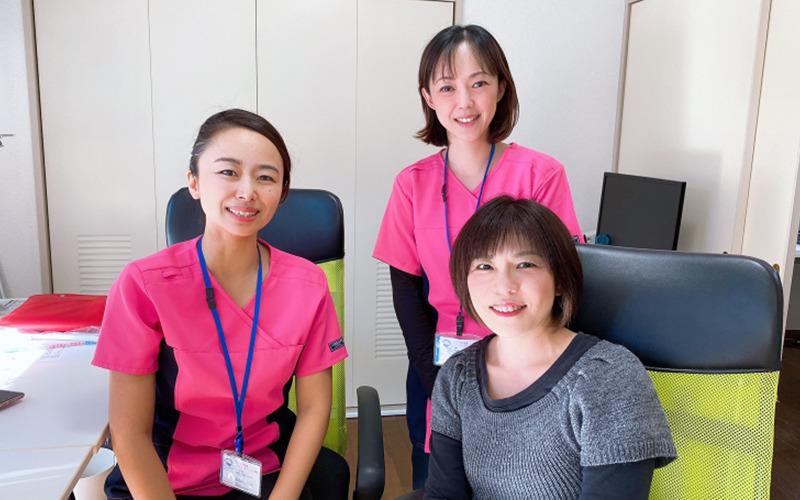 ワイズ訪問看護リハビリステーション 調布の画像