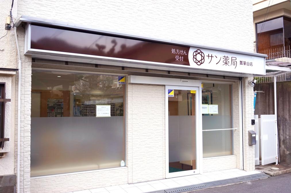 サン薬局 瓢箪山店の画像