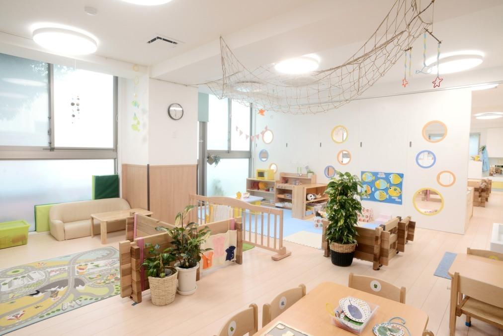 認可保育所 「ラフ・クルー大泉保育園」の画像