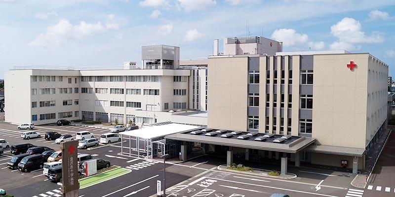 金沢赤十字病院の画像