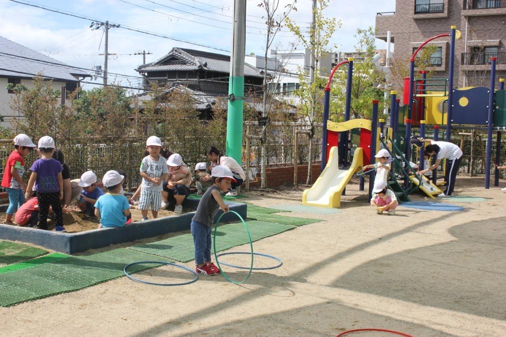 幼保連携型認定こども園あゆみ幼児園(保育士の求人)の写真: