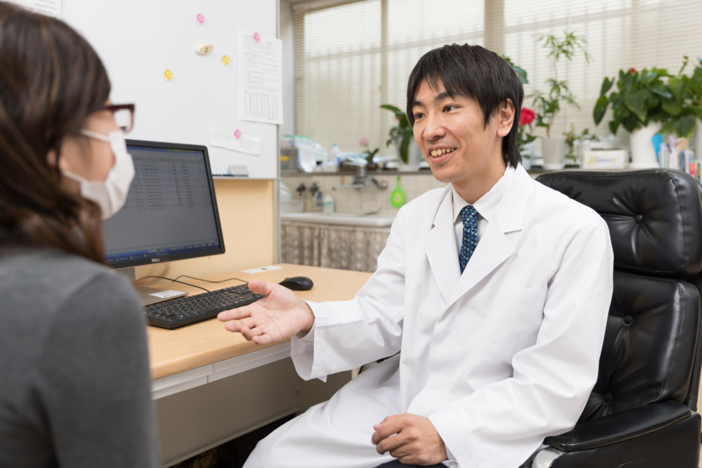 西平診療所(医療事務/受付の求人)の写真: