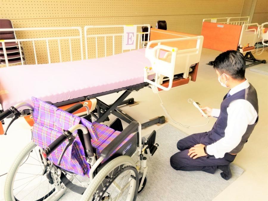介護ショップ ケア・サポート千葉(福祉用具専門相談員の求人)の写真:
