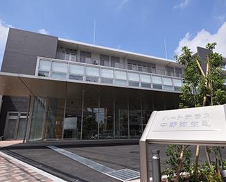 特別養護老人ホームハートテラス中野弥生町の画像