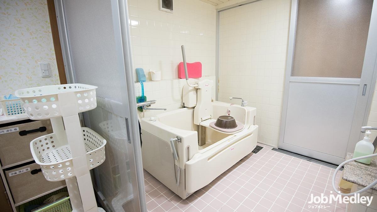 みつばデイサービス武蔵浦和(理学療法士の求人)の写真:ご利用者様が自分らしく豊かな生活を送れるような施設を目指しています