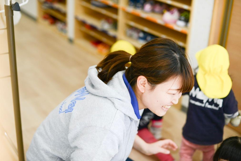 MilkyWay International School 市川新田校(看護師/准看護師の求人)の写真:子どもたちの健やか成長をサポートするお仕事です!
