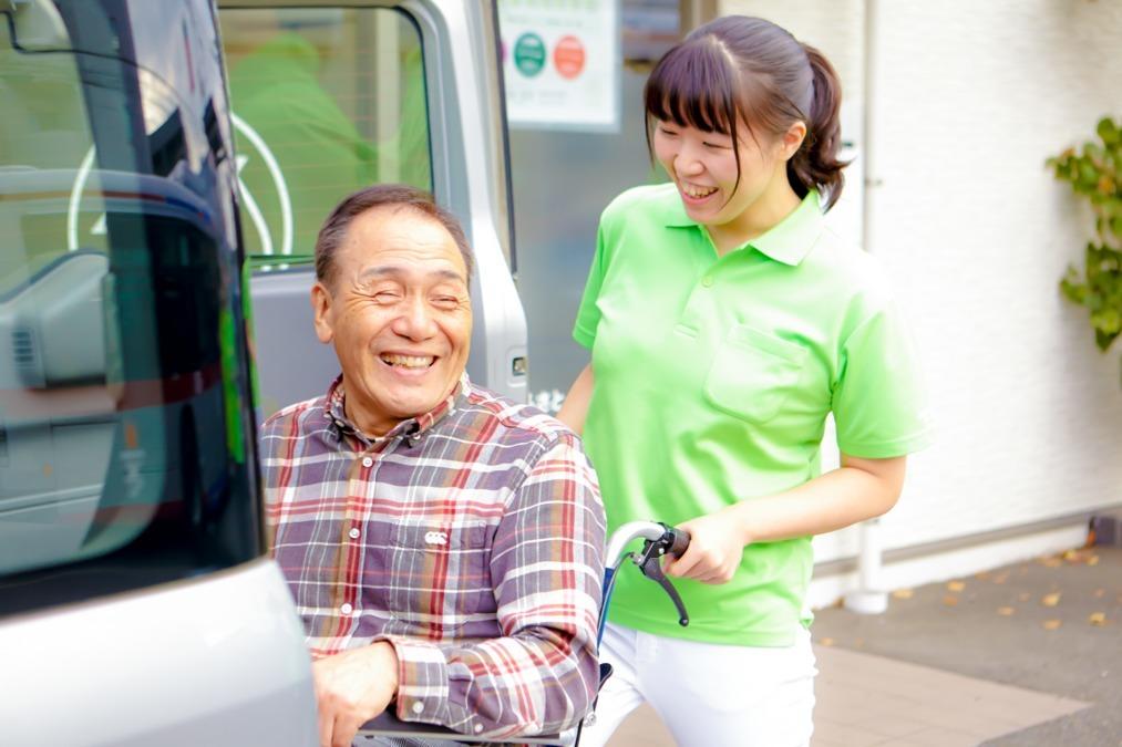 デイサービスふるさと東戸塚(介護タクシー/ドライバーの求人)の写真2枚目: