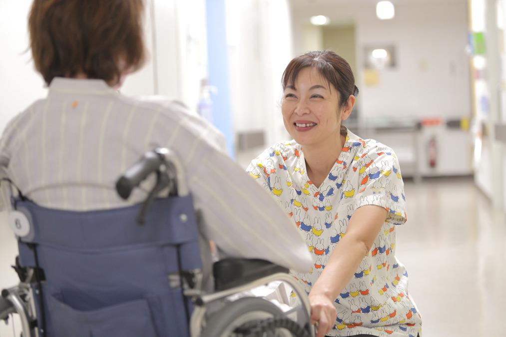 海老名総合病院(看護助手の求人)の写真1枚目:
