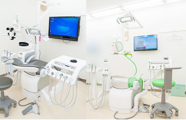 ハートリーフ歯科クリニック東大島の画像