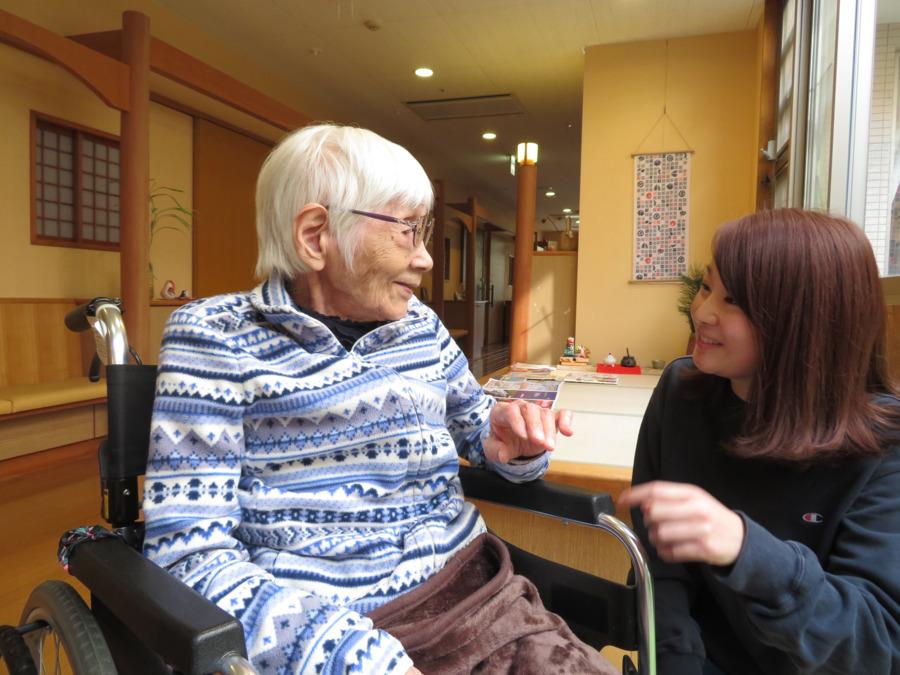 特別養護老人ホーム晃の園の画像