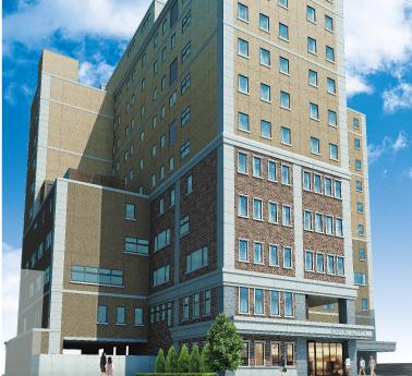 札幌ススキノ病院の画像