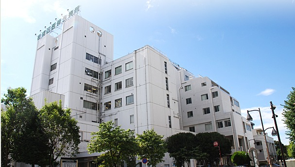 板橋区医師会病院の画像