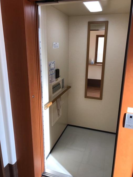 ソーシャルインクルーホーム雄踏町【2020年01月オープン予定】の写真10枚目:エレベーター