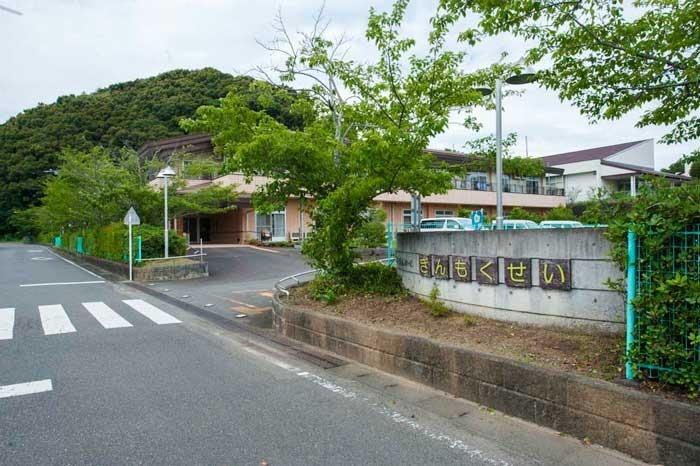島田市立養護老人ホームぎんもくせいの画像