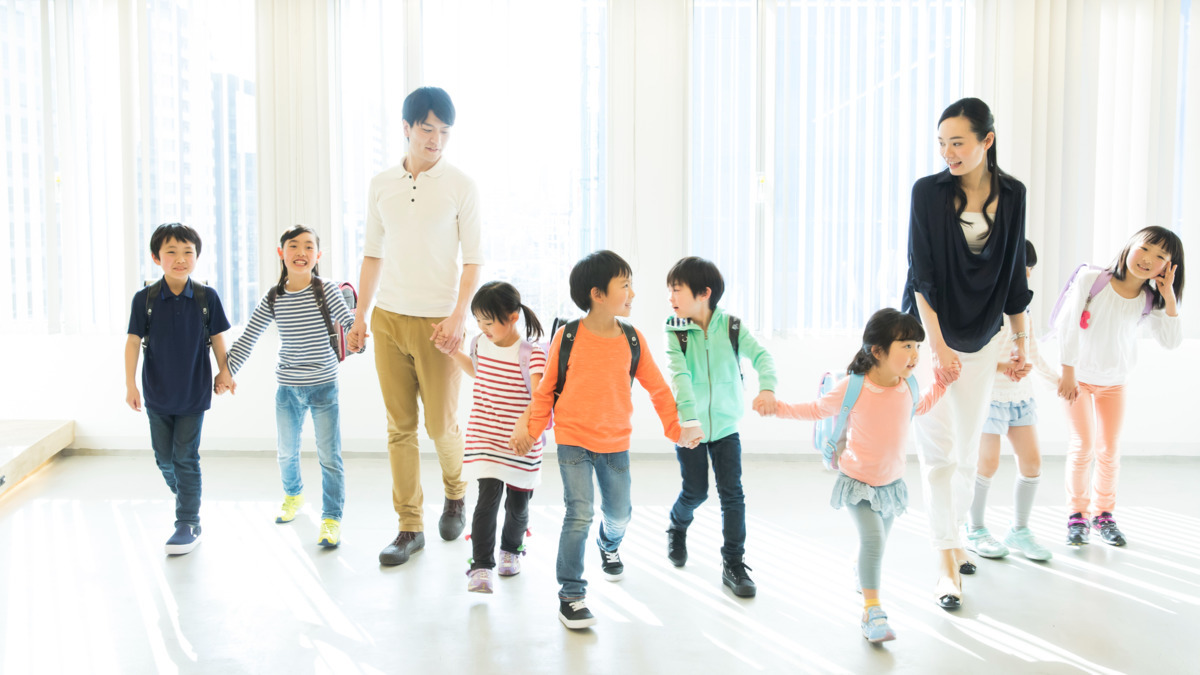 ときわ学童松崎クラブの画像