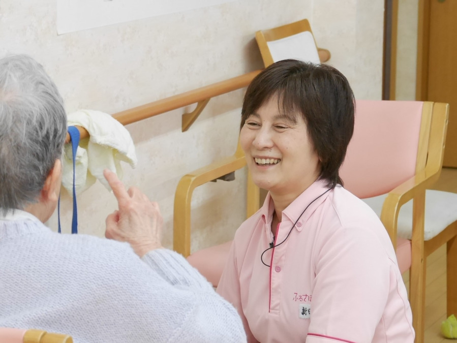 デイサービスセンターカラふる(看護師/准看護師の求人)の写真: