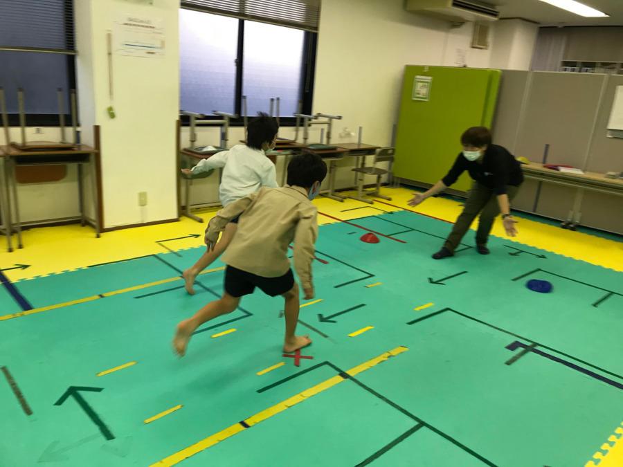 運動&学習療育あなたが宝モノ 岸和田教室の画像