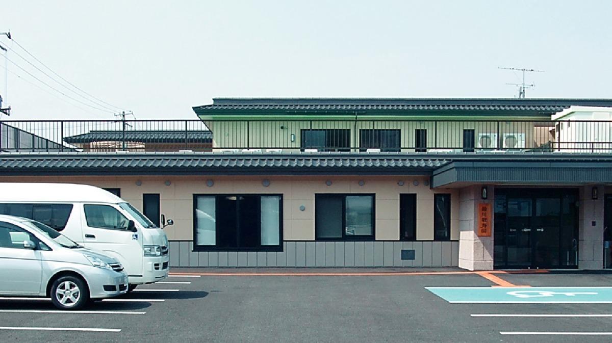 社会福祉法人敬寿会 鈴川敬寿園(看護師/准看護師の求人)の写真: