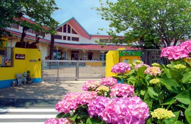 利根二葉幼稚園の画像