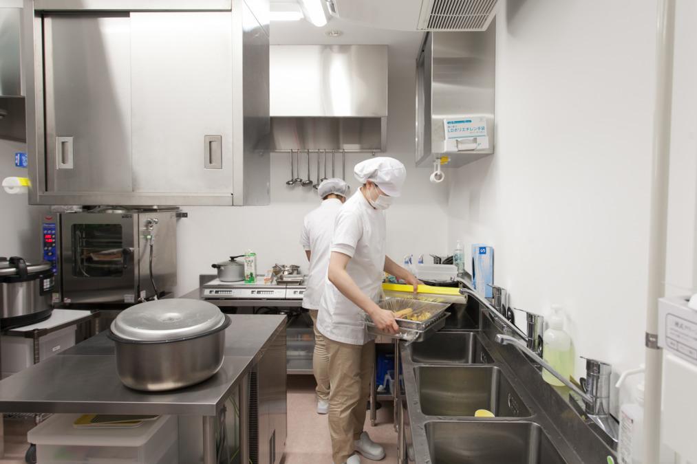 ナーサリールームベリーベアー八雲(調理師/調理スタッフの求人)の写真1枚目: