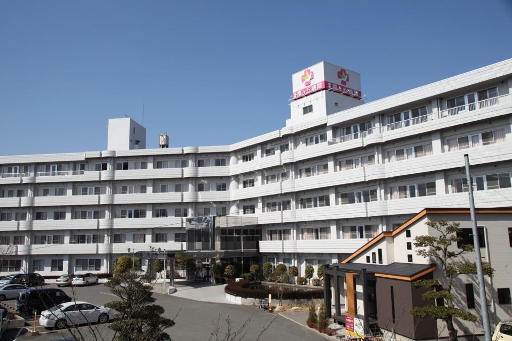 筑紫南ヶ丘病院(医療ソーシャルワーカーの求人)の写真: