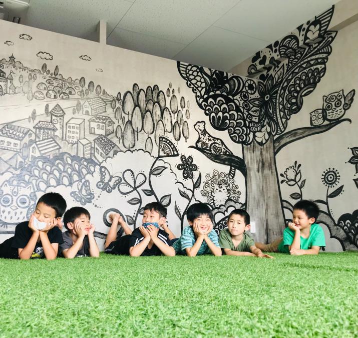 児童発達支援デイサービス ビーフレンズ キッズ 桂上野東教室 の画像