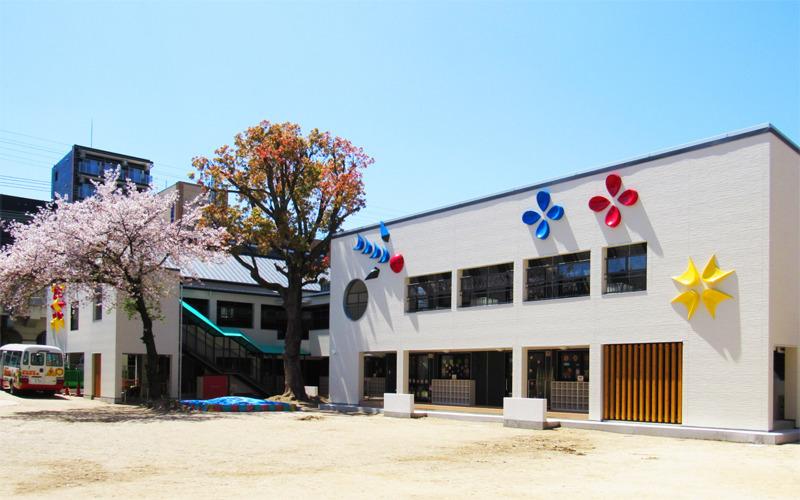 聖美幼稚園の画像
