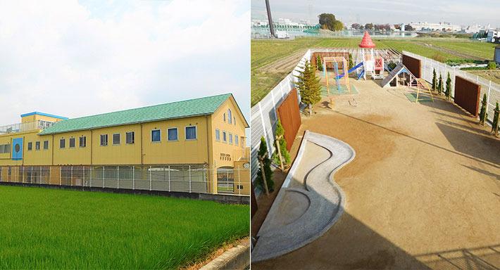 松原保育園の画像