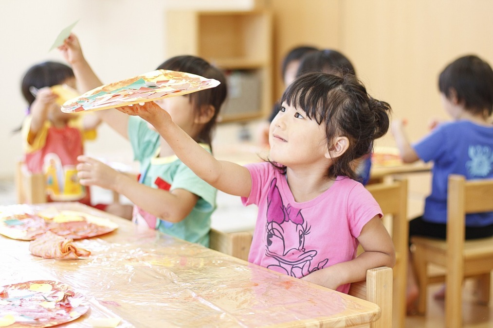 にじいろ保育園八雲【2019年04月オープン】(保育士の求人)の写真2枚目:子どもたちの健やかな成長を支えています