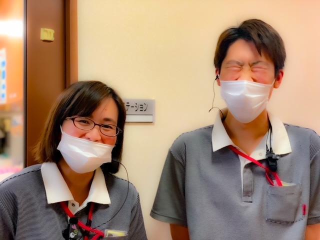 すいとぴー 新横浜(介護職/ヘルパーの求人)の写真:ご覧いただきありがとうございます♪穏やかな笑顔あふれる職場です♪