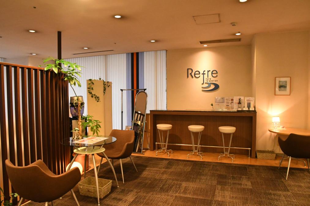 ハンドリラクゼーションRefre AVA店の画像