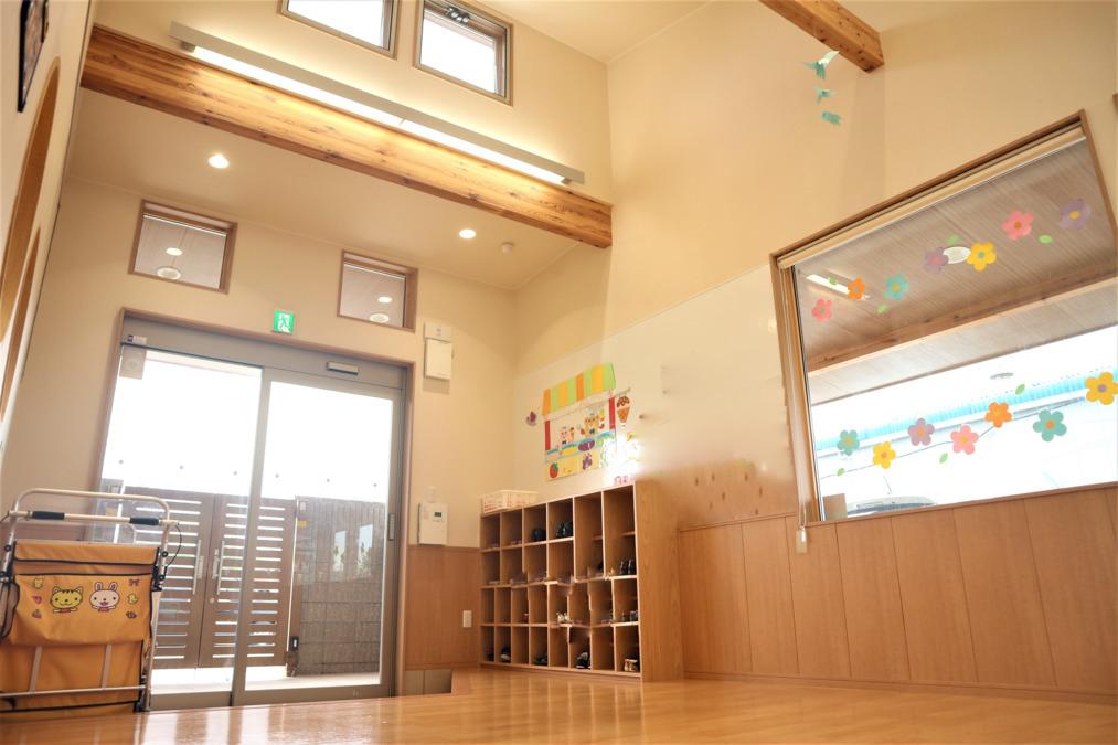 株式会社 トットメイト みよし市企業内従業員用託児所 ばねっこハウスの画像