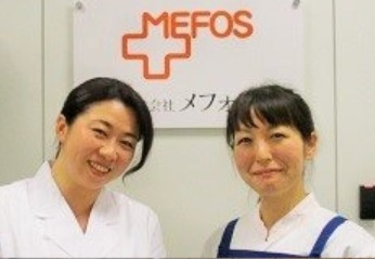 株式会社メフォス 淡路にこにこフォーユープラザ内の厨房の画像