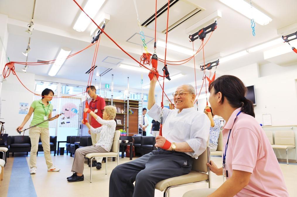 介護予防スタジオ 早稲田イーライフ札幌の画像