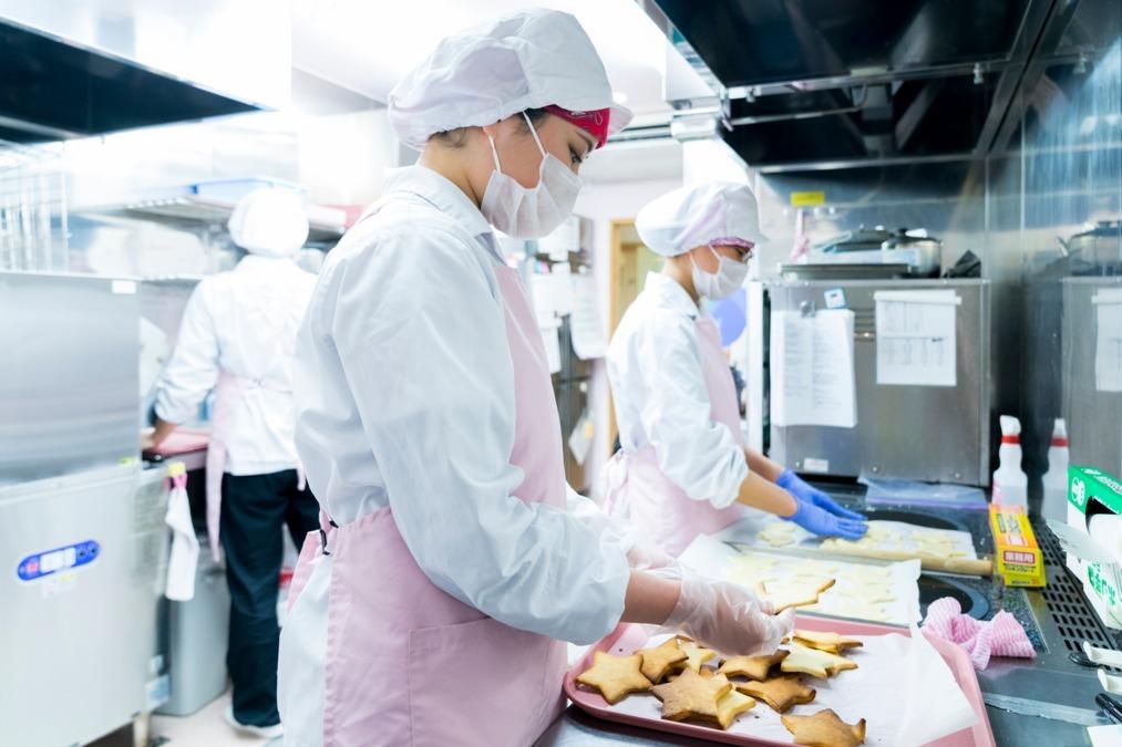 株式会社ジェイキッチン 中央出版 アイン高島台保育園内の厨房の画像