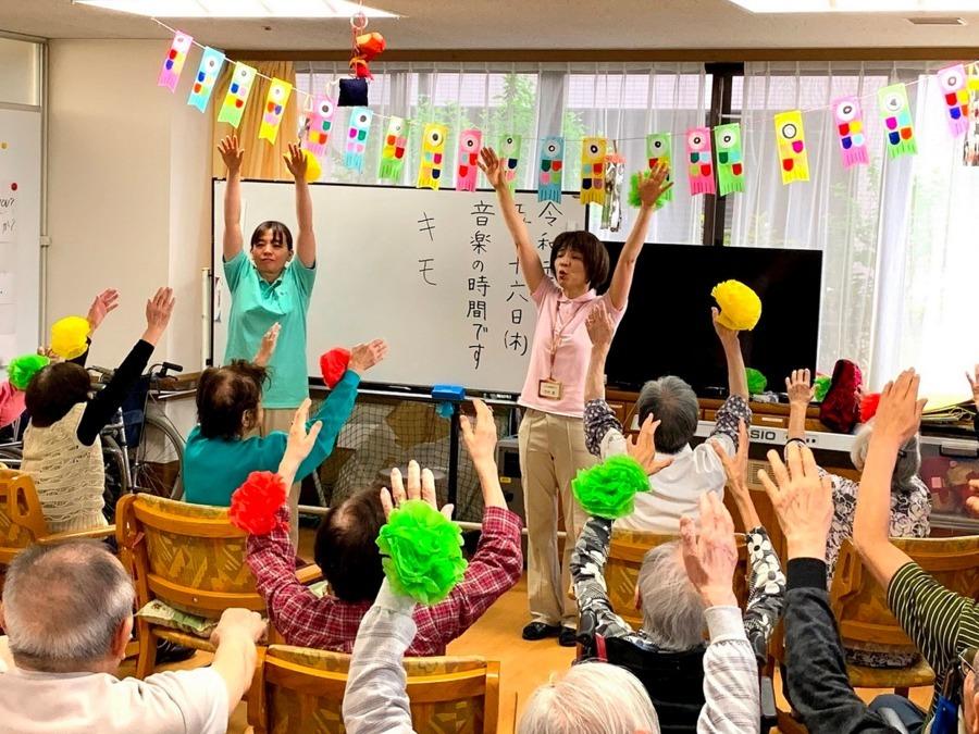 介護老人保健施設 ろうけん隅田秋光園(看護師/准看護師の求人)の写真2枚目: