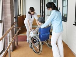 介護老人保健施設長寿の里の画像