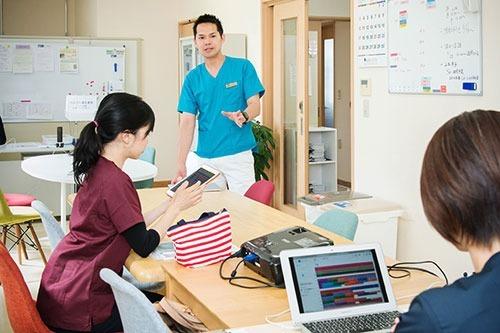 こぱんだ訪問看護ステーション(看護師/准看護師の求人)の写真: